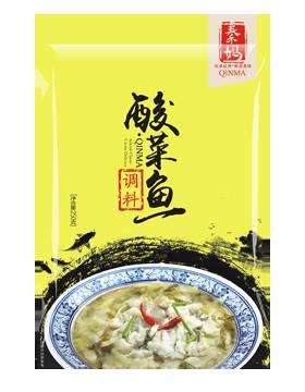 酸菜鱼调料 250g