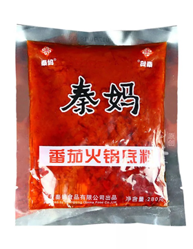 番茄火锅底料 280g